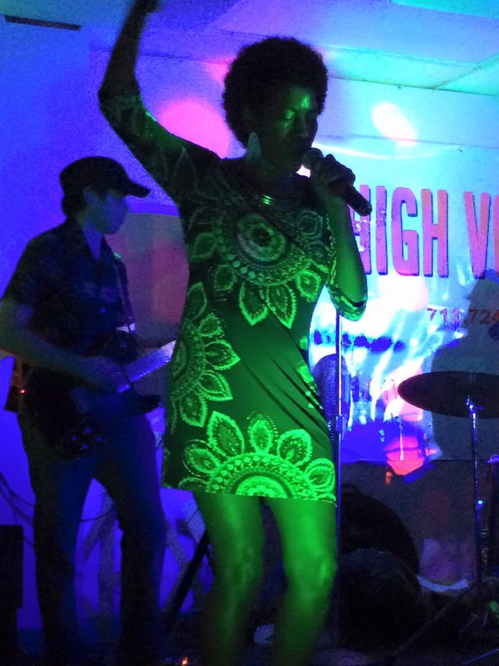 tightn up high volume live super second saturday music showcase