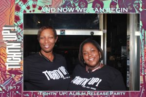 notsuoh downtown midtown tightn up funk band album release party