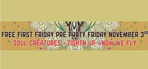free first friday pre party last concert cafe tightn up funk soul
