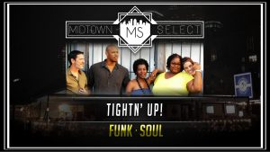 city promotions midtown tightn up bell station funk music houston